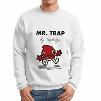 Babaseal Mr Trap Punk Zipper Mens Fashion Hoodies Camouflage 3d Print Sweatshir Hip Hop Camo Hoodie