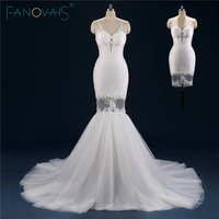 Sexy Summer Wedding Dress Short Wedding Dresses With Detachable Train Lace Beads Robe De Mariage Vestido