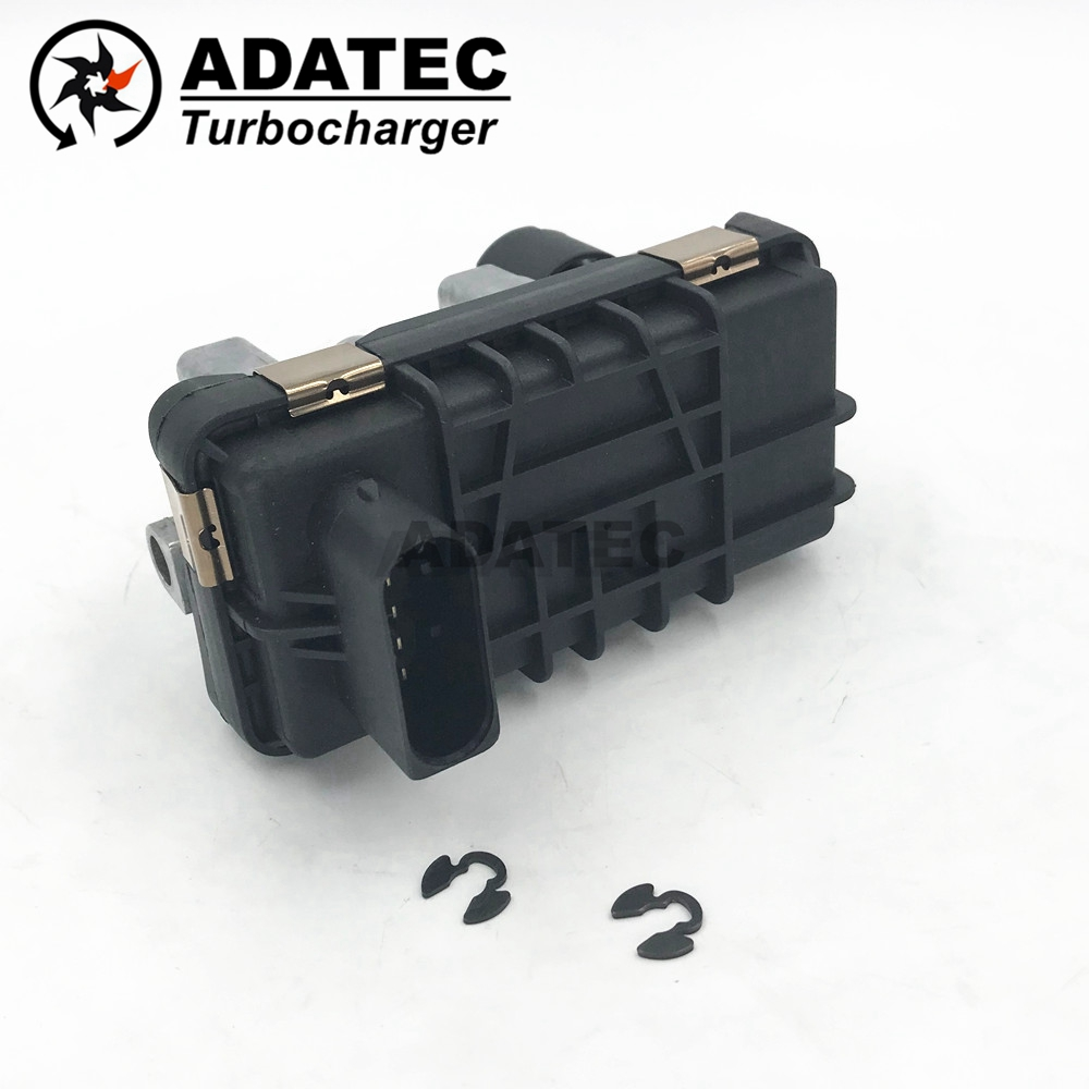 New 763647 Turbo Electric Actuator G-45 G-045 G45 electronic wastegate 752406 6NW009206 for Ford Focus II 1.8 TDCi 85 Kw 115 HP new for ford focus ii da