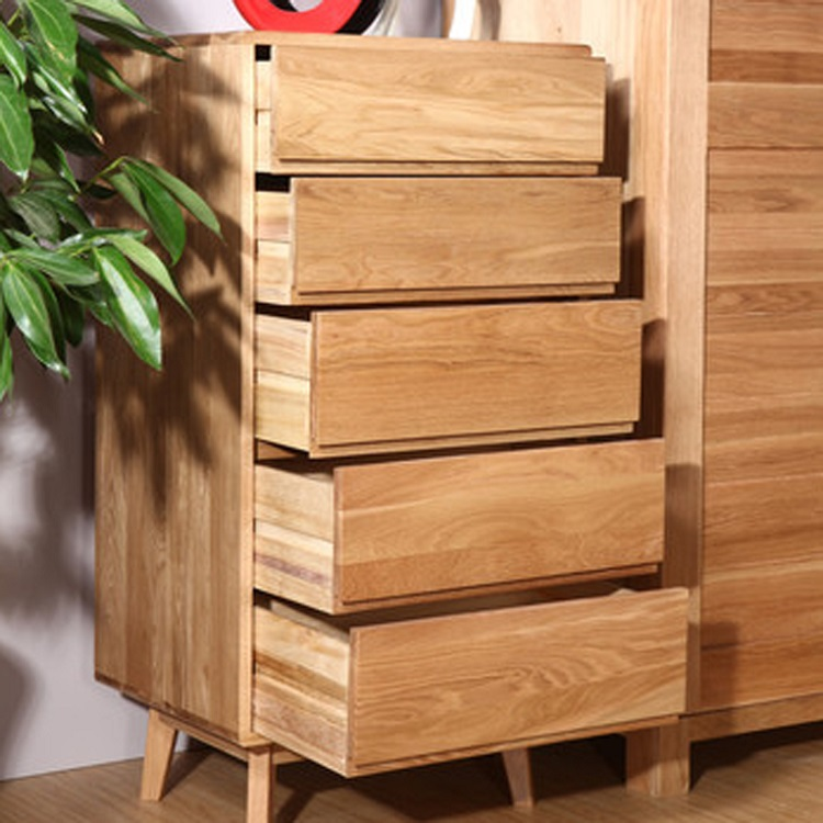 Anese Style Wood White Oak Chest Of Drawers On Aliexpress Alibaba Group