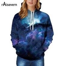 Raisevern moda Sudaderas 3D imprimir galaxia espacio sudadera hombres  mujeres crewneck Tops Jerséis Harajuku HOODY Dropship 638ce47ed86