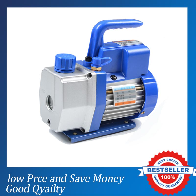 HP-1 150W 1L/S Air Conditioning Refrigeration Tools 1L Mini Vacuum Pump