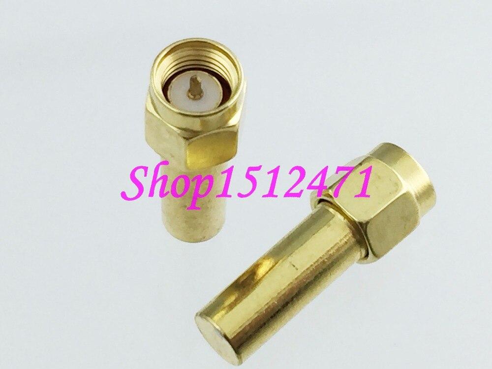2W, 5db 2W 2 Watts SMA Male to Female DC-6.0GHZ 50ohm Stainless Steel RF coaxial Power Reducer Blocker RF Attenuator