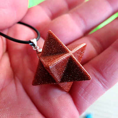 multiple styles can choose jewelry Pendant Star of David pendant Mei Kaba Necklaces