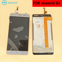 FOR Vkwrold G1 LCD Display Touch Screen Tools Digitizer Assembly Replacement Accessories For Phone 5 5
