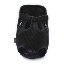 Armi store Mesh Ventilation Dog Bag Dogs Cat Chest Front Bags 6111009 Carry Pet Five Holes Backpack