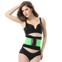 Corsets And Bustiers Underbust Waist Cincher Body Shaper Miss Belt Gaine Amincissante Slimming Belt Fajas Fajas