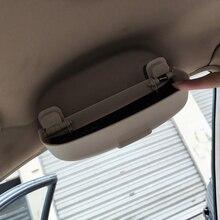 Jameo Авто Солнцезащитные очки коробка случай для Citroen C2 C4 C5 C-Quatre C-Triomphe Elysee Пикассо подкладке переоборудование очки кейс