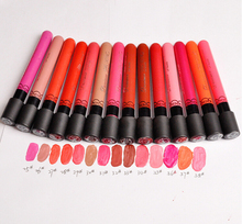 hot new liquid matte lipstick 2016 maquiagem labiales long lasting batom waterproof pintalabios for sexy baby lips