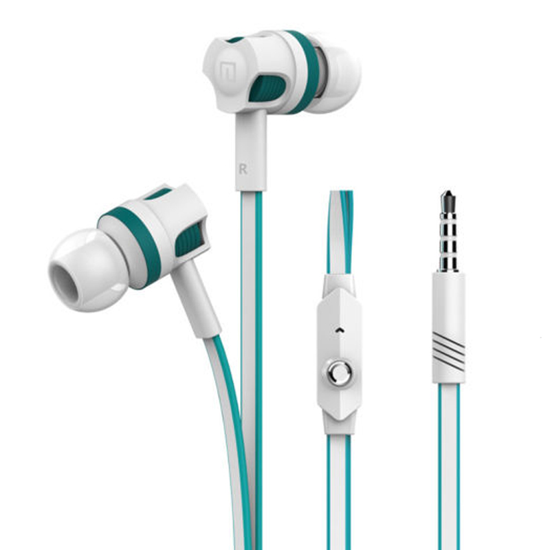Langsdom JM26 EG5 In Ear Earphone Wired 3 5mm Sport Headset Bass with Microphone in Phone Earphones Headphones from Consumer Electronics