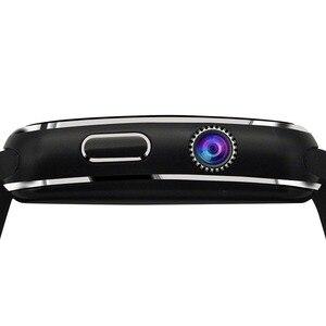 Image 5 - 스마트 카메라 시계 m6 무슬림 smartwatch 순례 시간 알림 lbs 위치 손목 시계 지원 sim tf 카드
