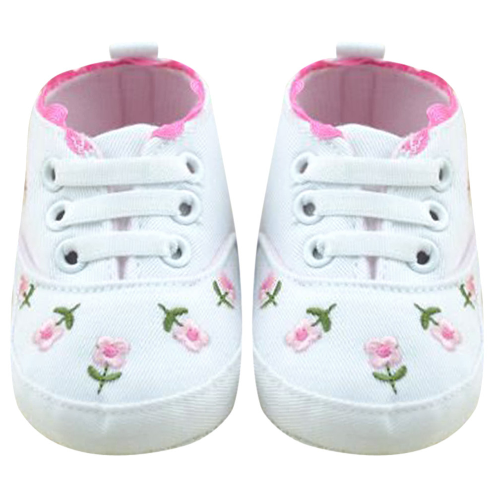 Baby Girl Shoes Soft Prewalker