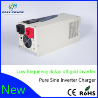 1000W~6000W Output Power and Single Output Type 12v 220v pure sine wave 3000w inverter
