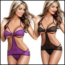 Sex Women Sleepwear Underwear Sexy lingerie Hot Dress Babydoll Costumes For Women Erotic Lingerie Sexy G-String Garter –YHZM