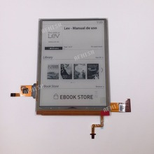 """ED060XH7 """" eink cta 2 ЖК-экран с подсветкой и сенсорным экраном для PocketBook touch Lux 3 PB626(2)-D-WW"""