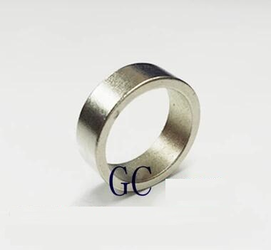 10pcs 25x5 Super Strong Round Neodymium Ring Magnets 25mm x 5mm Hole: 20mm Rare Earth N50 ndfeb Neodymium 25*5-20 30 x 20 x 5mm ndfeb neodymium magnet diy set silver 5 pcs
