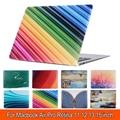 Laptop Case for MacBook Air 11 13 Luxury Printed Colors Pattern Air 11 Laptop Cover for Macbook Pro Retina 12 13 15 Case
