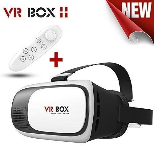 fd661527ef5 2016 VR BOX 2 Generation VR Glasses for 3D Movie and 3D Game Compatible  with iPhone and Android Phone Size From 4.5 to 6.0 inch-in 3D Glasses   Virtual ...