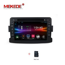 7inch 1024 600 screen Android 1DIN Car DVD For RENAULT DUSTER LOGAN LADA XRAY SYMBOL DACIA