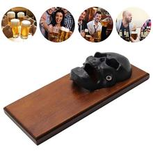 Retro Wall Mounted Beer Bottle Opener Durable Rustproof Easy To Install Suitable For Men And Lovers