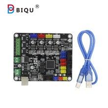 Base de control de la impresora 3d motherboard biqu biqu v1.0 compatible mega2560 & controller ramps1.4 reprap i3 como mks base v1.5
