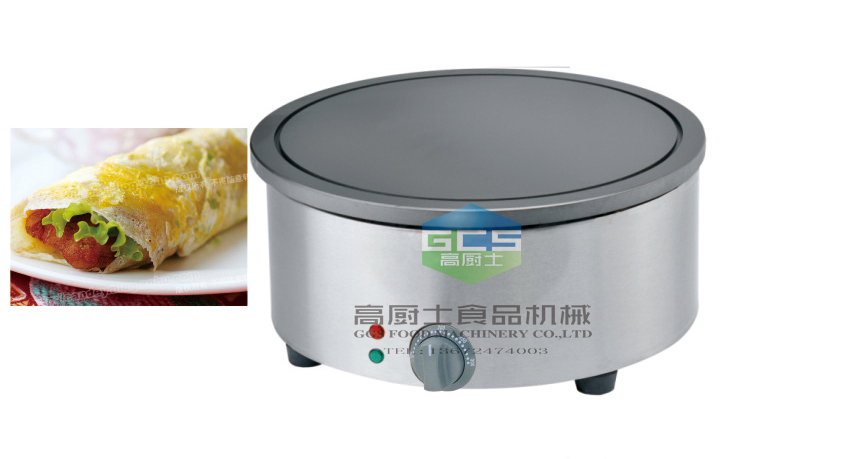 Free shipping 220v-240v electric Pancake machine Crepe maker free shipping 220v 240v electric manual rotating crepe machine crepe maker pancakes maker