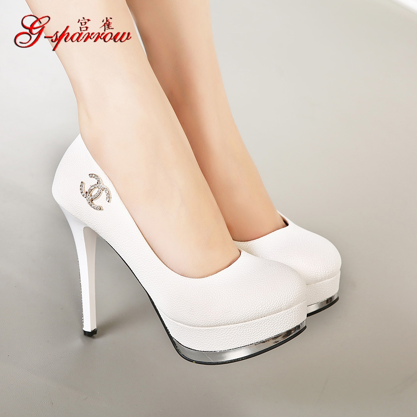 Cheap Black Heels Promotion-Shop for Promotional Cheap Black Heels ...