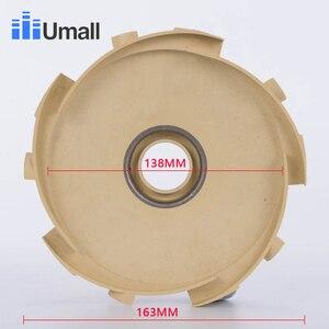 Image 2 - 柔軟な水流オープンディフューザー流体デバイスジェット 0.5HP 0.75HP 1HP 自己ブースター吸式遠心ジェットポンプ修理部品