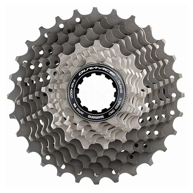 fab770bcb7 Aliexpress.com : Buy SHIMANO DURA ACE CS R9100 Cassette Sprocket 11 speed  Road Bicycle Freewheel 11 25T 11 28T 11 30T cycling road bike flywheel from  ...