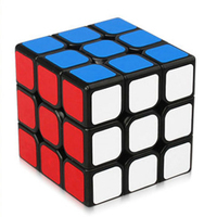 Educational Plastic 3x3x3 Speed Magic Cube Toys Jigsaw Puzzles Brinquedo Menina Hand Spinners Cubos Magicos Creative