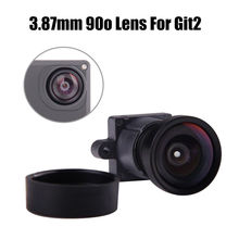 Gitup F2.8 3.87 мм 16 м 90 градусов широкоугольный объектив частности Замена для Git2 Камера Новый
