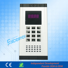 PABX doorphone system with keyboard CDX103 for PABX