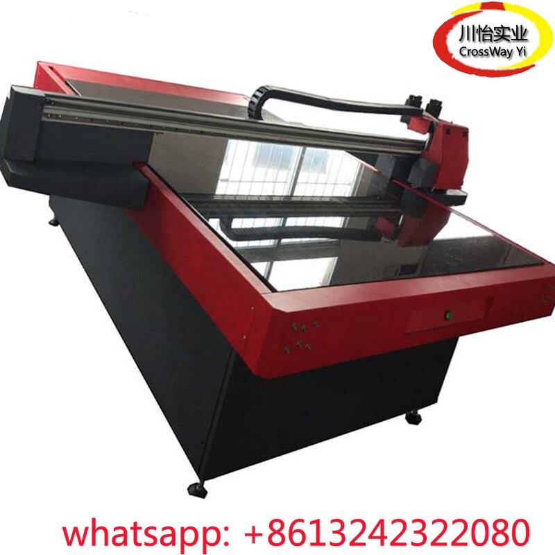 1315 большой размер планшетный УФ принтер для всех твердых материалов