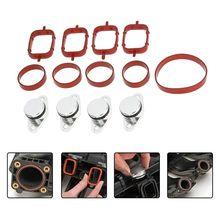 4*22 мм для двигателя BMW впускной клапан ремонт разъем для BMW дизель прокрутки крыло база ремонт с шайбой комплект