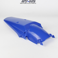 Pit bike XR250 KLX250 rear fender DT200 motorcycle refit plate mudguard Tire Wheel Hugger Mud Splash Guard Fairing