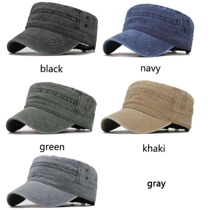 Xlamulu جديد أزياء العلامة التجارية الرجال قبعة بيسبول النساء Snapback قبعات خمر شقة القبعات للرجال Casquette العظام الرياضة الجيش أبي الذكور قبعة