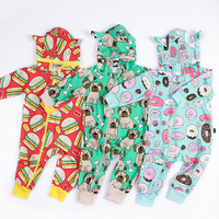 TinyPeople 2018 Baby Knitted Jumpsuits Boys Cotton Plaid Playsuit Winter Girls Overall Infant Clothes Toddler Onesie Romper gift