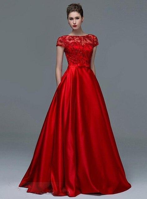 Best Red Evening Dress