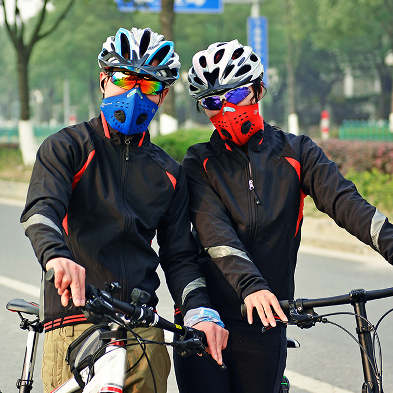Image result for Training Mask biking