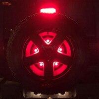 The Newest Tire Brake Rear Light For Wrangler JK 07 16