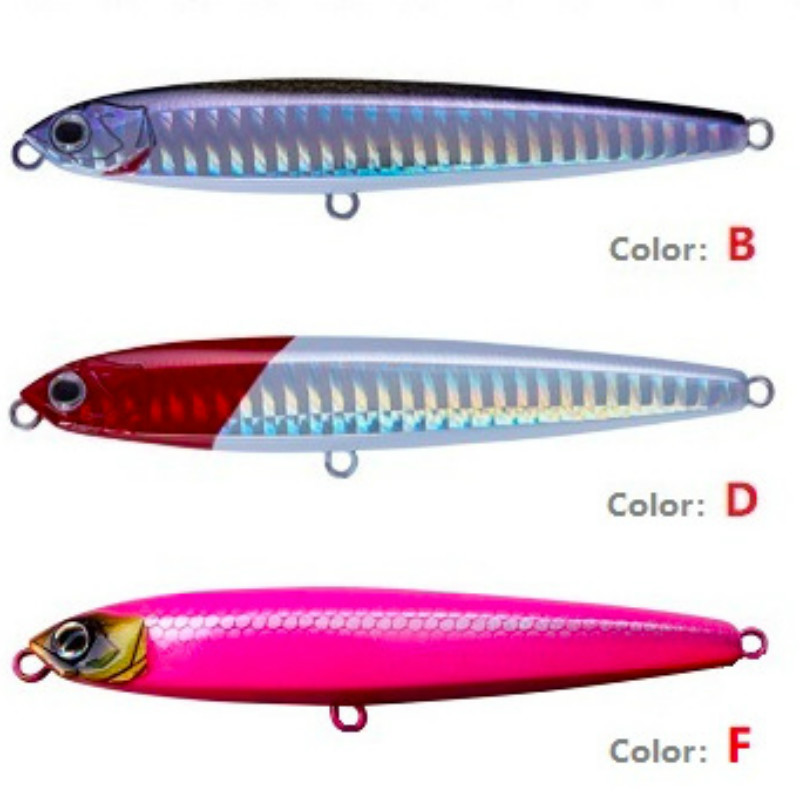 7.5-9.5CM Sinking Wobblers Fishing Spoon Lures Hard Bait Fishing Tackle Isca Crankbait Road Sub-fish Bait Double Hook Spoon