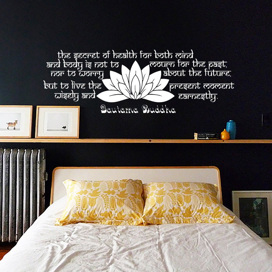 Bedroom Wall Sayings Promotion-Shop for Promotional Bedroom Wall ...