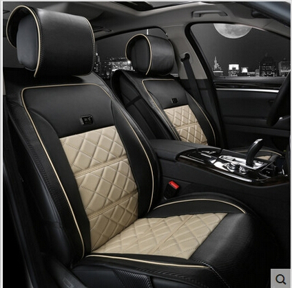 Special Car Seat Cover For Toyota Corolla 2017 2008 Fashion Carbon Fiber Leather In Automobiles Covers From