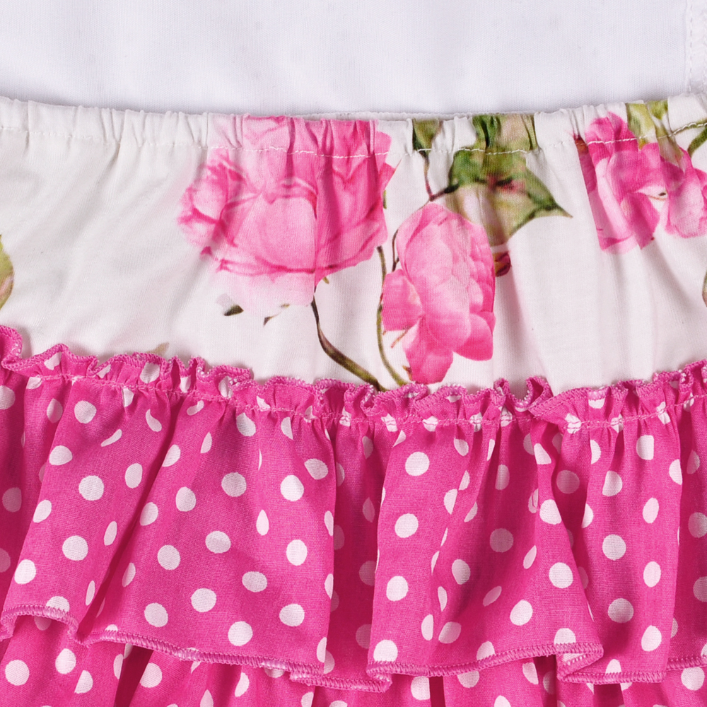 HTB13h7ppYSYBuNjSspiq6xNzpXaW - Pink Super Cute Wholesale Summer Infant Baby Lace-up Sleeveless Baby Girls Clothes Ruffle Romper With Headband GPF803-081