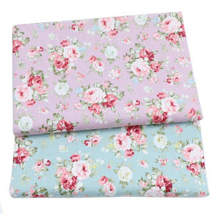 Syunss Printed Cotton Fabric Patchwork Sewing Baby Cloth