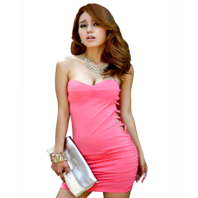 2f3d32ae460 Hot-style-2015-summer-new-nightclub-sexy-dress-Sideways-hollow-Tube-Top -Tight-Mini-dress-vestidos.jpg 640x640.jpg
