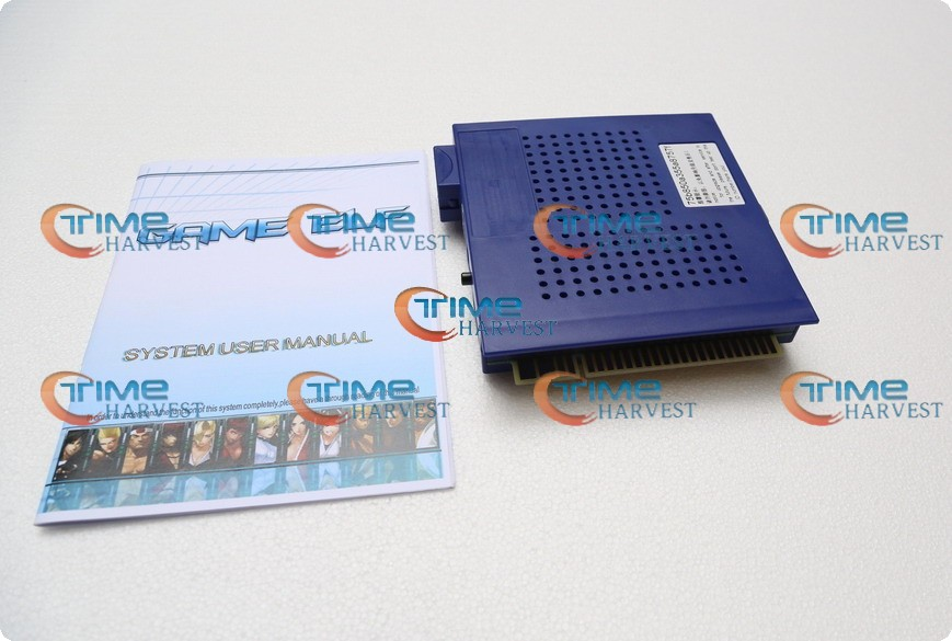 2pcs New Arrival Game Elf 750 in 1 Classical Games Game Board for CGA and LCD