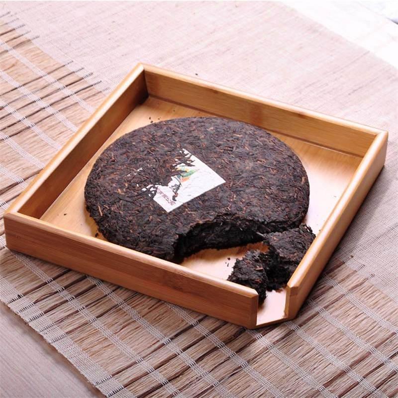 Rectangular de bambú bandeja de té Kung Fu Puer té plato bandeja de almacenamiento contenedor de la ceremonia del té Gadgets japonés creativo