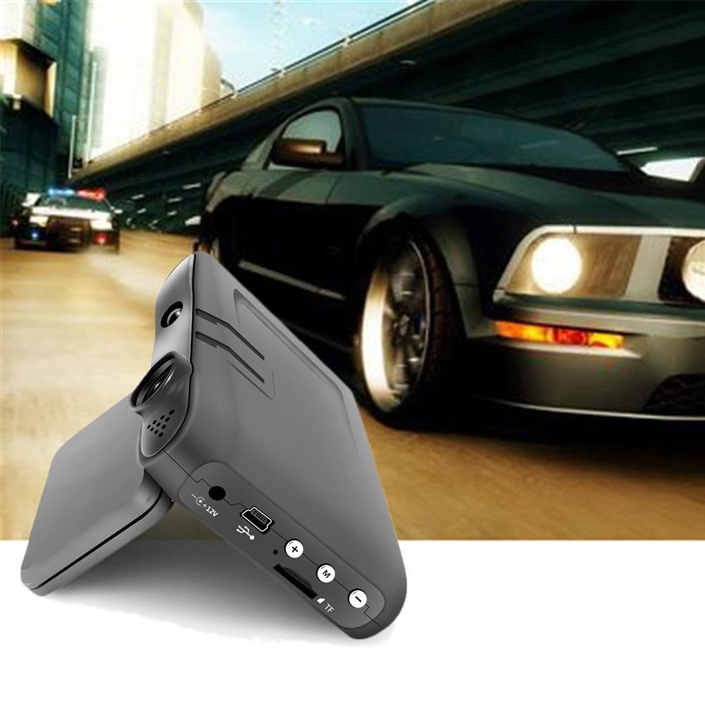 Image 4 - New Auto Car Dash cam 2 In 1 720P DVR Cam Mobile Velocity Radar Car Camera Recorder In Dash Camera Accessories-in DVR/Dash Camera from Automobiles & Motorcycles