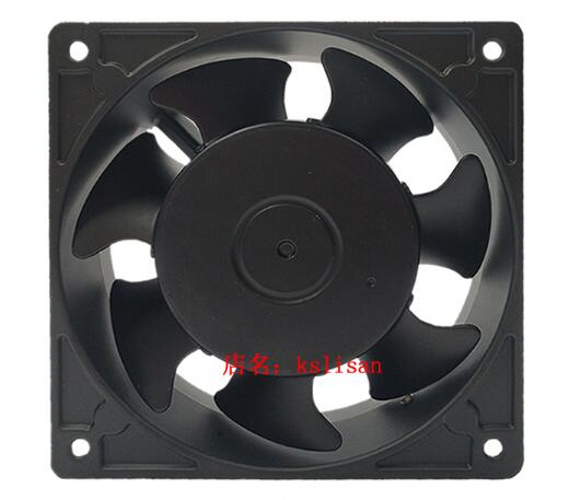 KA1238XA2 220V 0.15A/0.13A 120*120*38MM ball bearing large air volume fan original sunon pmd1207ptv1 a 7025 magnetic levitation maintenance bearing large air volume 7cm fan 70x70x25mm